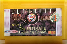 Ultimate Mortal Kombat 4 [dead]